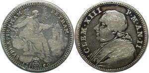 R1622 Rare Médaille Napoleone Italia Zecca King of Milano 1805 SUP - Make Offer
