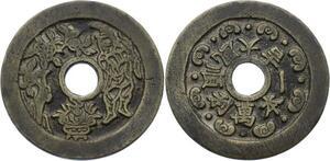 R1708 Médaille Charles de Gaulle Grande Guerre Poilus WWI 1918 Vermeil Proof