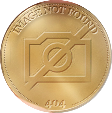O5086 Rare Medaille Eugenie Impératrice Palais industrie 1855 Caqué
