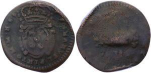 O2779 Order of Malta 5 Grani Emmanuel Pinto 1748-1771 ->Make offer