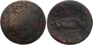 O2785 Order of Malta 5 Grani Emmanuel Pinto 1748-1771 ->Make offer