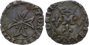 O2814 Dombes Marie de Montpensier Liard 1615 ->Make offer