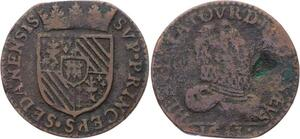O2857 Rare R3 Sedan Henri de la Tour D'Auvergne Liard 1613 ->Make offer