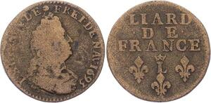 O3260 France Liard Louis XIV 1693 L couronné Lille -> Make offer