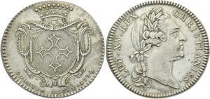 O3656 Jeton Louis XV Les Etats du Languedoc 1774 ->Make offer