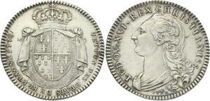 O3740 Jeton Louis XVI Etats Bretagne Rennes 1778 Argent Silver SUP +++