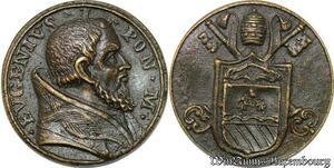S9082 Medaglia Vatican Pope Evgenivs Eugene I Pont Max Christ