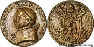 S9105 Medaglia Medal Vatican Pope Ioannes XXIII Pont Max Keys Clés ->M offer