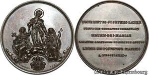 S9152 Medaglia Papal Vatican Pope Leone XIII 1881 Benedetto Giuseppe