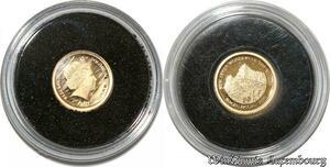 S9447 Solomon 5 Dollars Elizabeth II 2011 Wonders Machu Picchu Gold PF BE