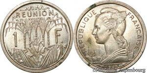 S9647 Réunion 1 Franc Essai Bazor 1948 FDC -> Faire Offre