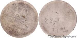 S9746 Unique Indo China Piastre Reverse Essai Pattern 1895 1928 Silver PCGS XF