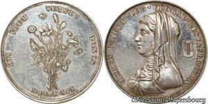 S9839 Jeton Clement Isaura Jeux Floraux 1819 Argent Silver -> Faire Offre
