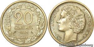 S9937 20 Centimes Essai Robert 1961 FDC -> Faire Offre