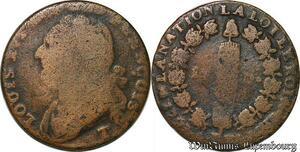 S6211 Constitution 12 denIs Louis XVI 179- T Nantes ->Faire Offre