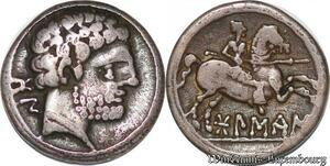 S6279 Rare Hispania denI au cavalI Province de Navae Argent Silver