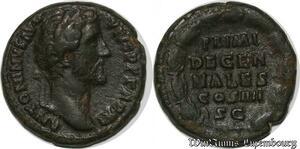 S6346 Antonin le Pieux 138-161 AE as 147-148 Rome AVG PIVS PP TR P XI B