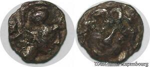 S6586 Asie Mineur Pisidia Selge 3/4 Obole Tête de Gorgone Argent ->Faire Offre