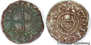 S6689 Rare County Of Provence Alphonse I Aragon Raymond Bollene Argent