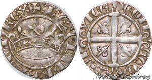 S6699 Louis I Tarente Jeanne Naples Provencal sol Saint-Remy Provence