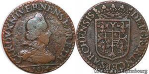 S6711 Ardennes Gonzaarches CharleVilleCharles I Gonzague Liard 1614