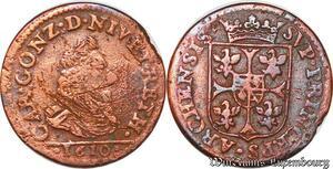 S6714 Ardennes Gonzaarches CharleVille Charles I Liard 1610 CharleVille