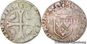 S6778 Dombes Henri II de MontpensI Douzain Trévoux ->Faire Offre